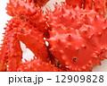 花咲ガニ 茹でガニ ボイル蟹の写真 12909828