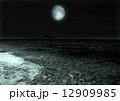 moon in the night sky 12909985