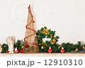 クリスマス 樹木 樹の写真 12910310