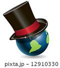 シリンダー 筒 地球のイラスト 12910330