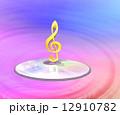 CDの上のト音記号 12910782