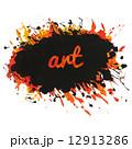 斑 スポット 斑点のイラスト 12913286