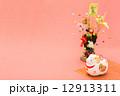 門松 正月飾り 未の写真 12913311