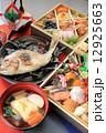 おせち料理 お雑煮 お屠蘇 12925663