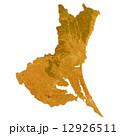 茨城県地図 県地図 茨城県のイラスト 12926511
