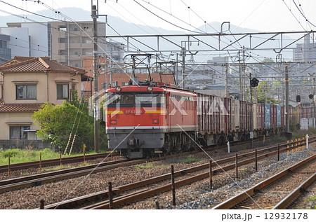 EF67-105(補助機関車)の写真素材...