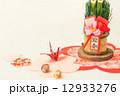 正月飾り 12933276