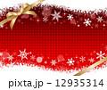 クリスマス フレーム 12935314