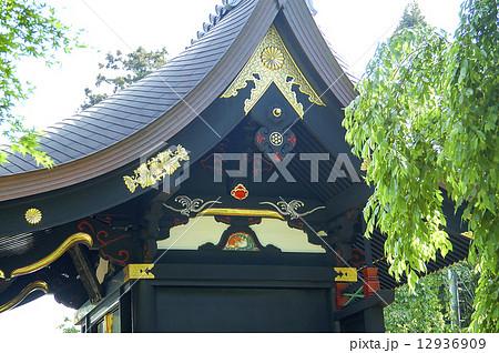 仙台市・愛宕神社本殿 12936909