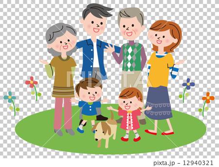 家族 12940321
