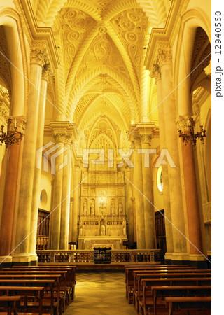 エリチェ erice  マトリーチェ教会 chiesa matrice 12940550