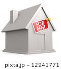 住宅 家 賃貸のイラスト 12941771