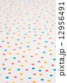 水玉模様の布 12956491