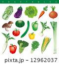 野菜アイコン 12962037