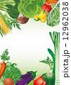 野菜フレーム 12962038