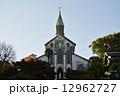 天主堂 大浦天主堂 教会の写真 12962727