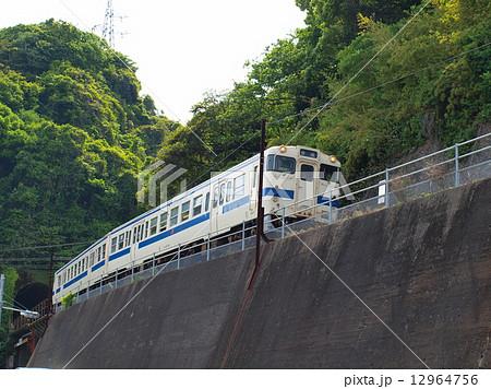 JR指宿枕崎線のディーゼル列車 12964756