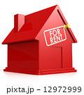 住宅 家 賃貸のイラスト 12972999