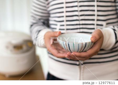 ご飯の時間の写真素材 [12977611] - PIXTA
