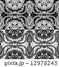 工芸 円形 抽象的のイラスト 12978243