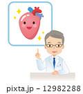 医者 健康 心臓 12982288