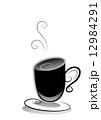 黒色 黒 ブラックのイラスト 12984291