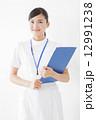 メディカルイメージ 白衣の女性 12991238