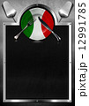 Italian Restaurant Menu Design 12991785