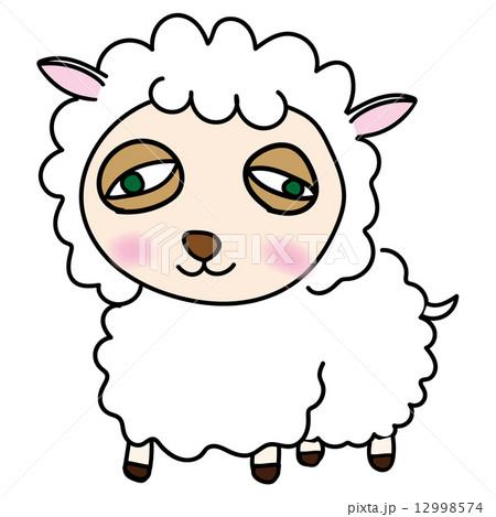 ゆるい羊 12998574