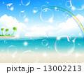 海 空 風景 13002213