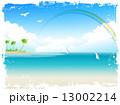 海 空 風景 13002214