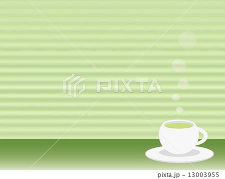 ホットドリンク  抹茶ラテ 13003955