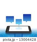 スマートフォン・グラフィック 13004428