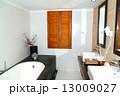 Bathroom at the luxury villa, Bentota, Sri Lanka 13009027