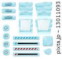 アイコン 遊び 氷のイラスト 13011093