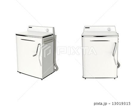 レトロ洗濯機 13019315