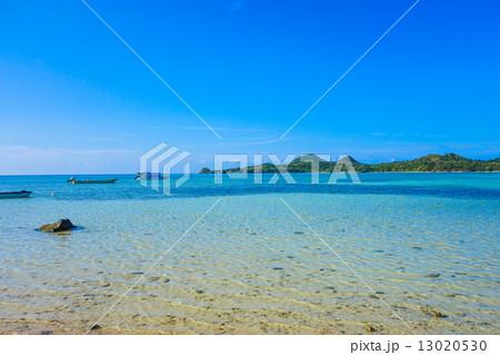 石垣島 底地ビーチ 13020530