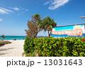 残波ビーチ 沖縄 ビーチの写真 13031643
