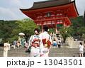 浴衣 京都観光 京都の写真 13043501
