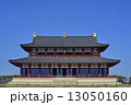 平城京跡 大極殿 平城宮の写真 13050160