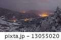 冬の黒森山から 13055020