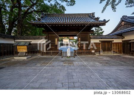 徳川園黒門 13068602