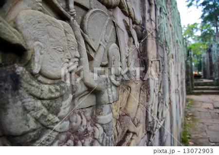カンボジア アンコールワット 13072903