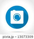 写真 フォト 影のイラスト 13073309