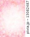 和柄ピンク 13082487