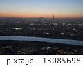 江戸川と東京 13085698