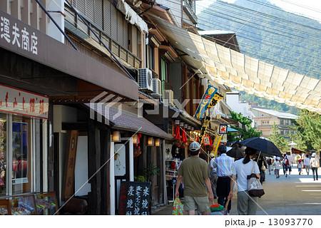 宮島の表参道商店街 13093770