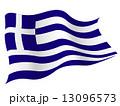 ギリシャ 国 国旗 13096573