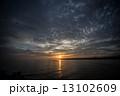 秋空の海 13102609