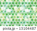 背景 花 模様のイラスト 13104487